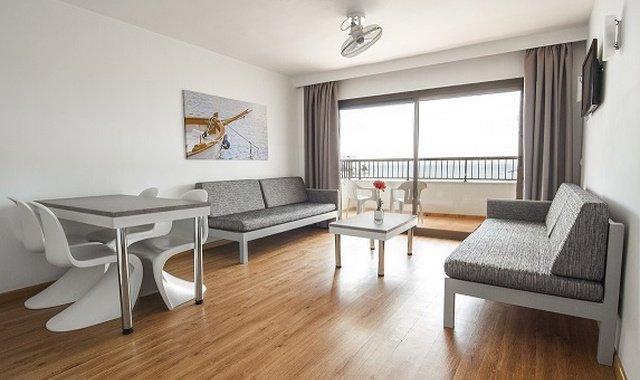 Habitaciones Hotel Sol y Vera