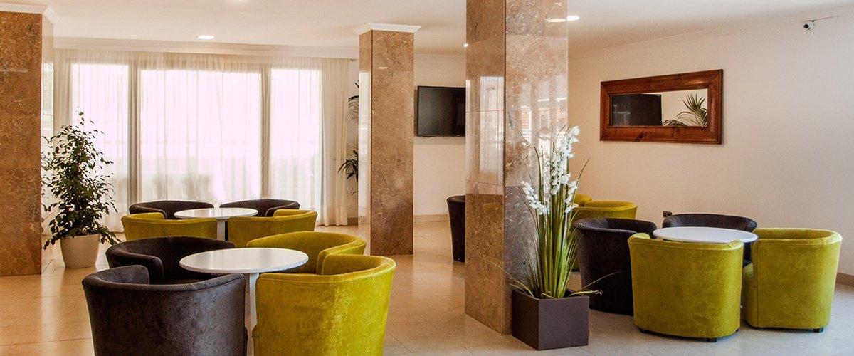 SALLE TV Hotel Sol y Vera